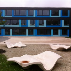 Grundschulpausenhof West